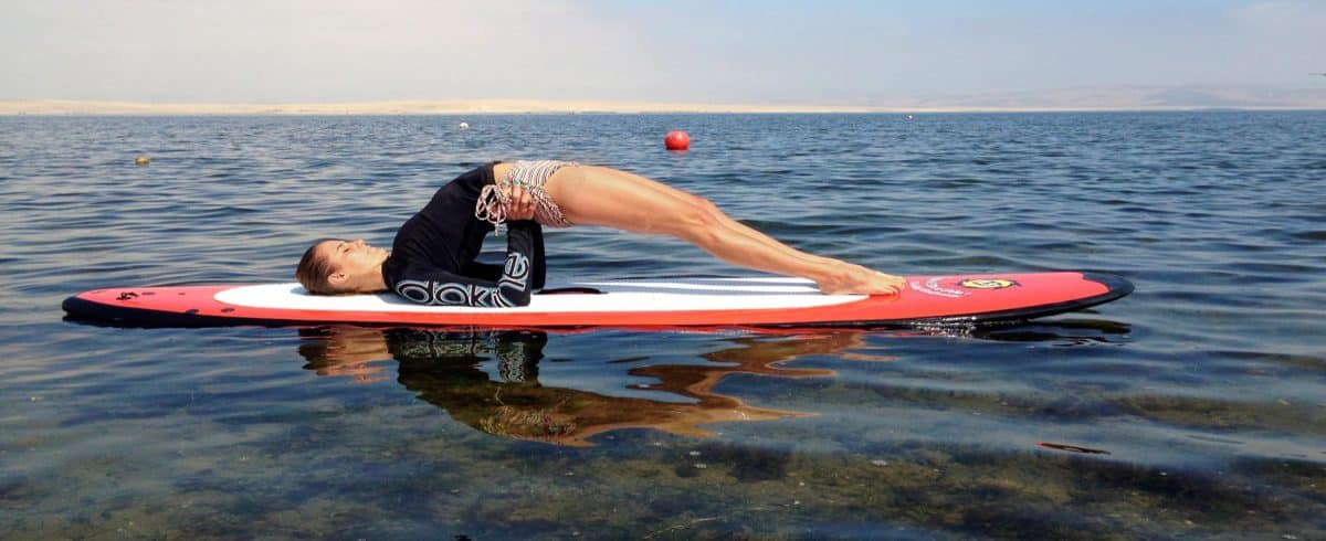 SUP yoga stand up paddleboards Liquid Shredder