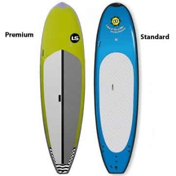 10ft 6in SUP PaddleBoard Luquid Shredder