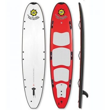 10ft HD Rescue Soft Surfboard