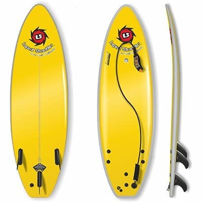 5ft 8in Element Soft Surfboard