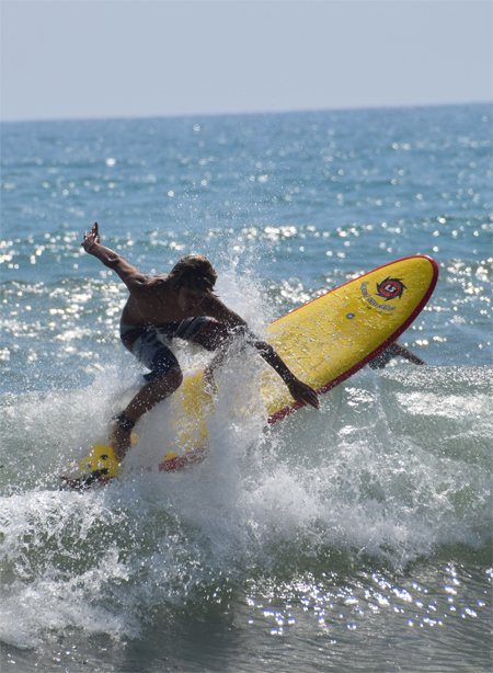Best surfboards for kids and beginners Liquid Shredder