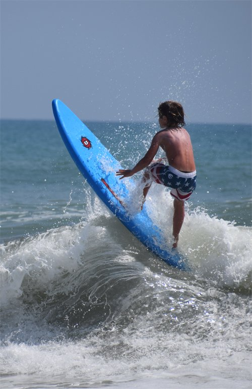 Kids Surfboards 6ft EZ Slider Foamie Soft Surfboard free shipping