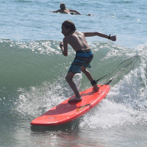 Best kids soft top surfboards Liquid Shredder