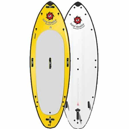 White water SUP paddleboards