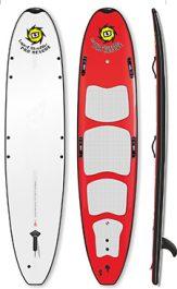 Liquid Shredder 9ft HD Rescue Soft Surfboard