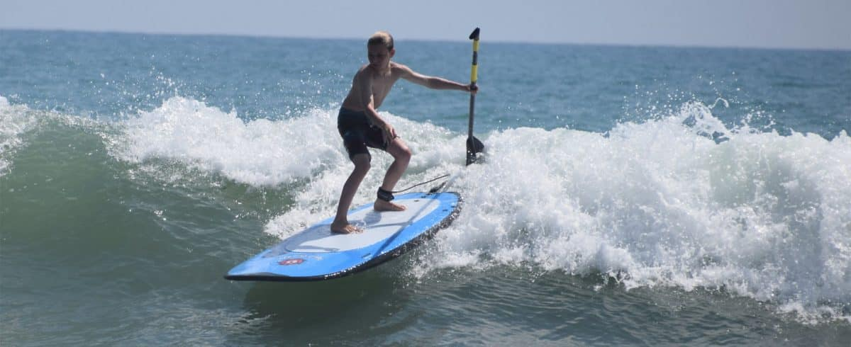 Liquid Shredder SUP Paddleboard