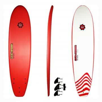 Soft Surfboards 7ft EZ Slider Liquid Shredder