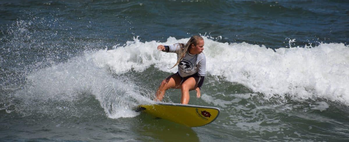 Liquid Shredder Element Surfboards in Compeition