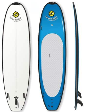 Liquid Shredder 10ft 6in SUP PaddleBoard
