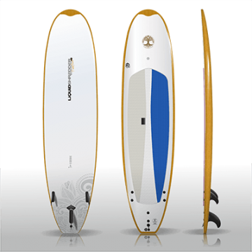 12ft MacDaddy SUP PaddleBoard Woody