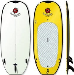 Liquid Shredder 7ft 5in BAG SUP PaddleBoard