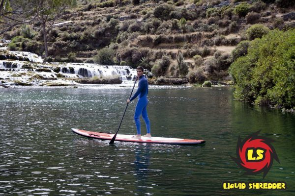 12ft Lake SUP in Peru