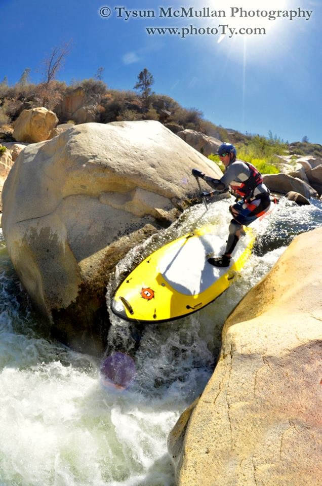 Paddleboard SUPs for whitewater rapids