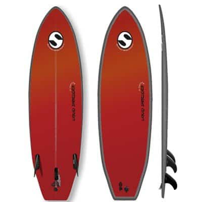 Suntech short board surfboard