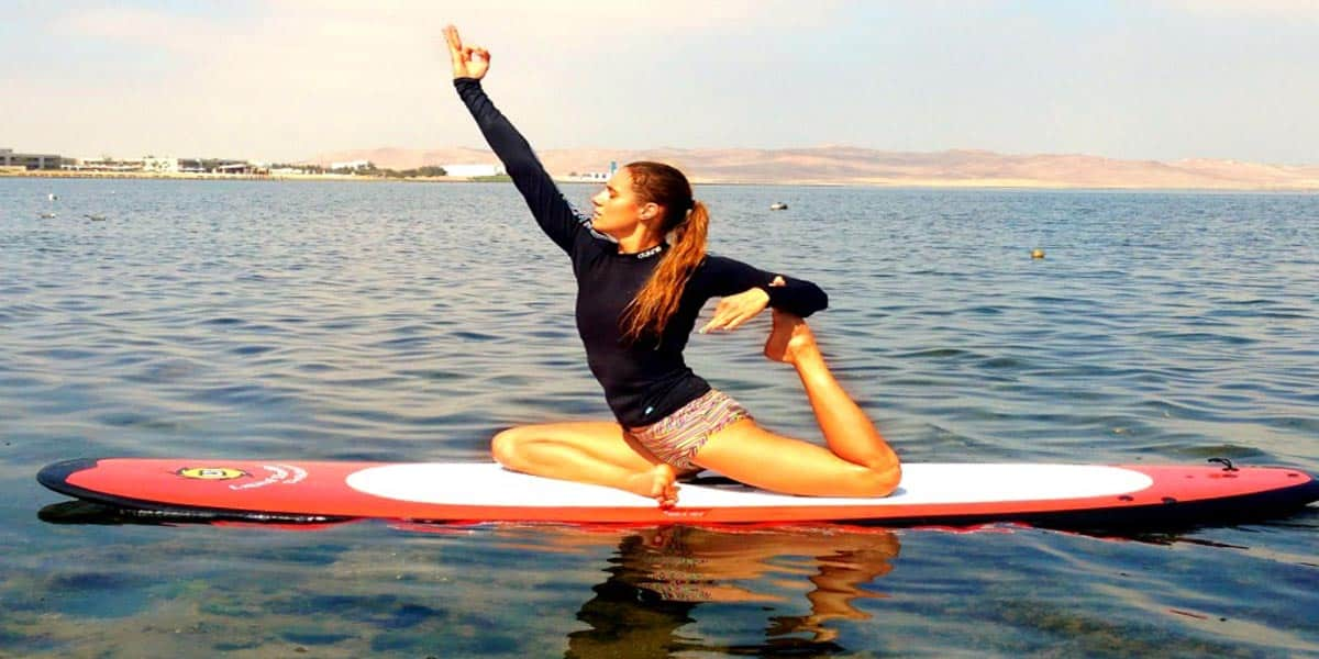 Best SUP StandUp Paddleboards Yoga