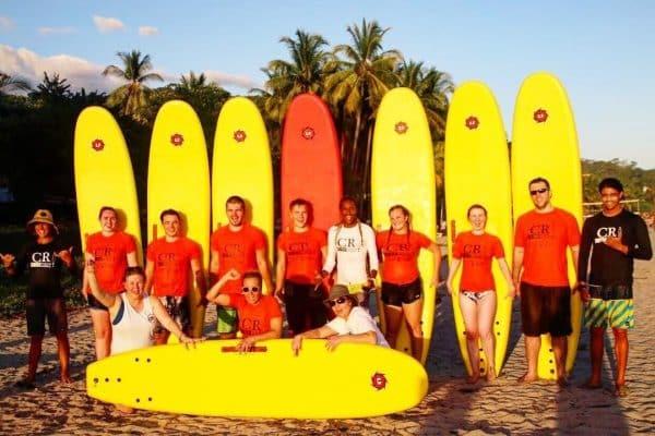 EZ Slider Surf Camp Surfboards