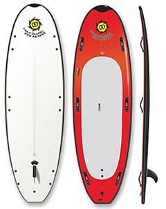 Liquid Shredder 10ft Rescue Soft SUP Paddleboard