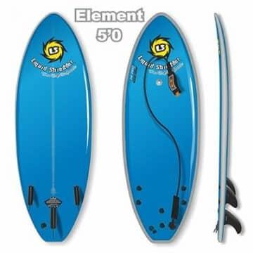 Kids Surfboards Liquid Shredder