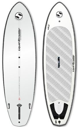 Liquid Shredder 10ft Suntech LS SUP paddleboard softboard