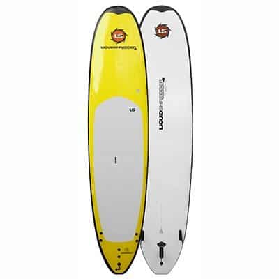 Tandem SUP Paddleboard Yellow