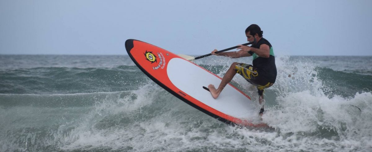 Liquid shredder paddleboards
