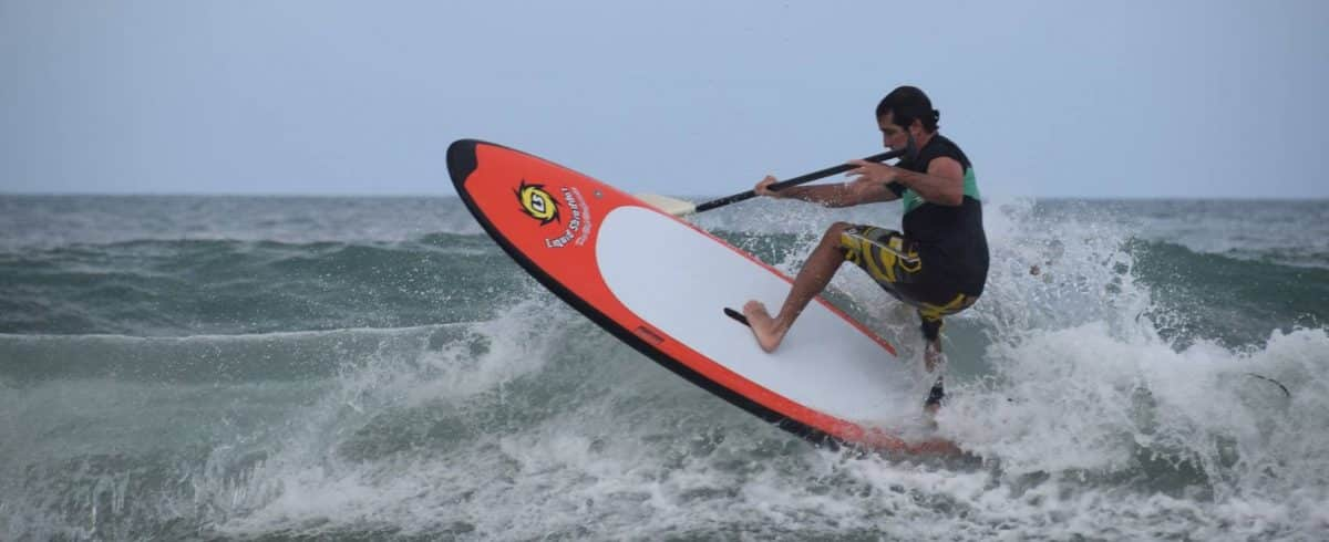 Liquid shredder paddleboards SUPs