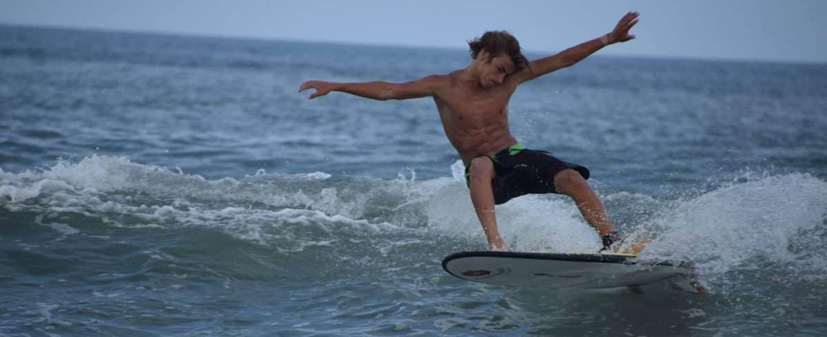 Liquid Shredder Ghost beater surfboards softboard