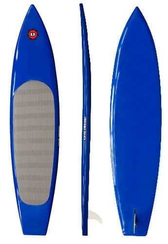 Liquid Shredder 12ft Shred-X Paddleboard Roto Molded Polyethylene by Liquid Shredder
