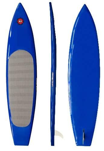 Liquid Shredder 12ft Shred-X Paddleboard Roto Molded Polyethylene by Liquid Shredder