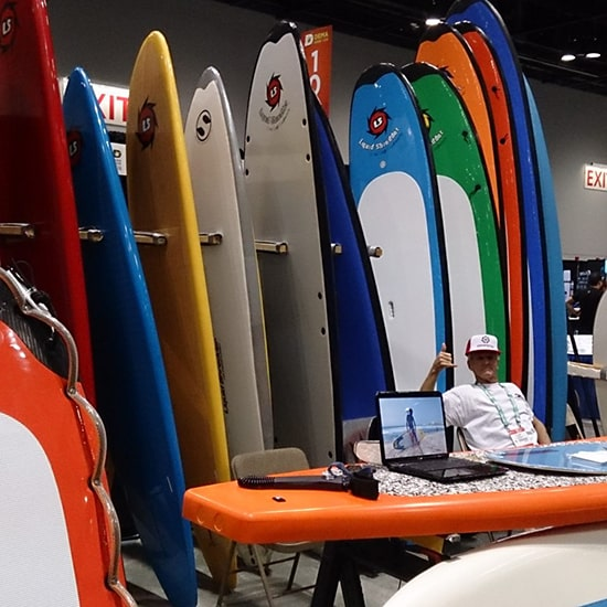 SWoft Surfboards by Liquid Shredder
