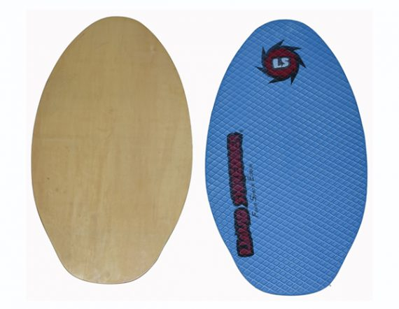 FSE Wood Skimboards EVA Deck free shipping Liquid Shredder