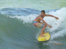 ESA Surf Contest Liquid Shredder
