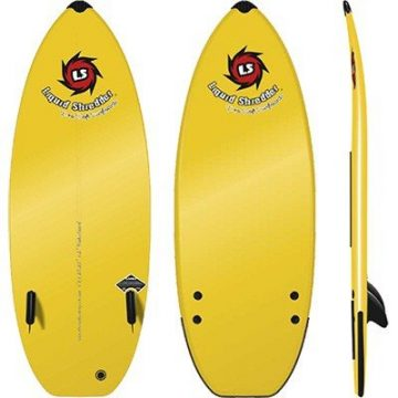 5ft wake surf surfboard
