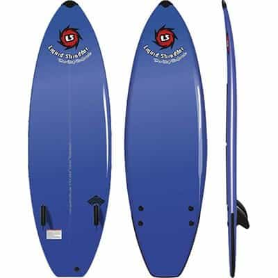 WakeSurf 5ft 8in Soft Hybrid Peruvian Skurf surfboard
