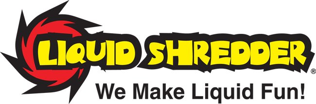 Starting a Surf or SUP Paddleboard Business Liquid Shredder Surf and SUP boards Logo