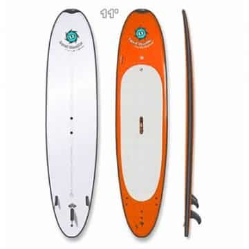 11' Perfomer Orange SUP Paddleboard