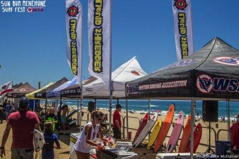 Liquid Shredder WSA Western Surfing Association