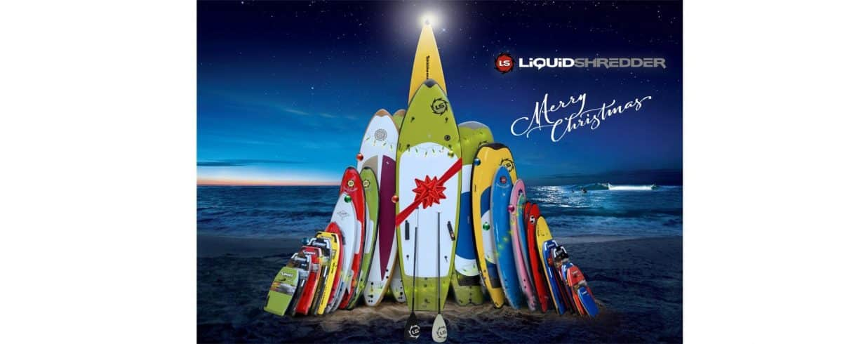 Liquid Shredder Surfboards Sup Stand Up Paddle Boards