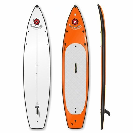 Touring Paddleboard SUP Liquid Shredder