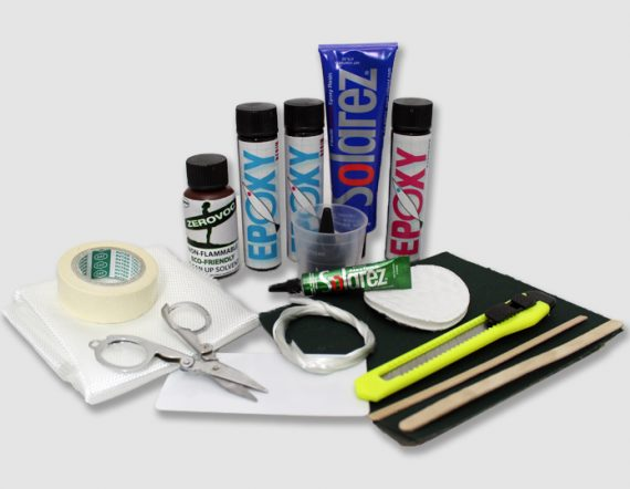Epoxy SUP Paddle board repair kit