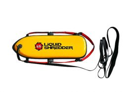 Rescue Buoy Hybrid LifeSaving Can Float
