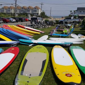 Surfboards and SUPs in Montauk NY