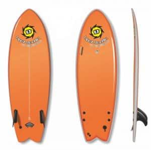 Fish Surfboards Liquid Shredder