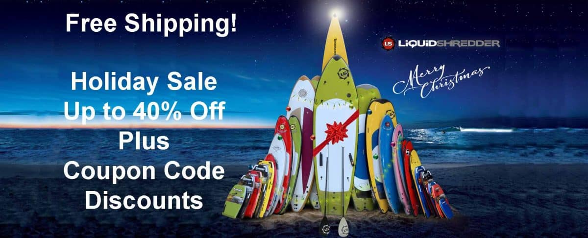 Surfboards SUPs Free Shipping