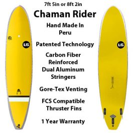 Chaman Rider surfboards