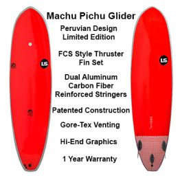 Machu Pichu Glider High Tech Soft SurfBoards