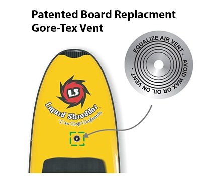 Replacement GoreTex Vent Patented Boards