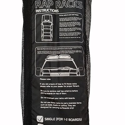 Roof Rack Instructions