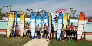 LS, Big Surf Water Park in AZ and Nixon Supporting Autism