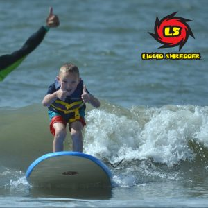 Kids Surfboards Liquid Shredder